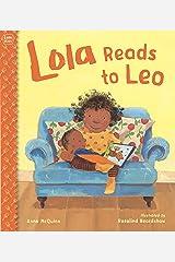 Lola Reads to Leo Paperback