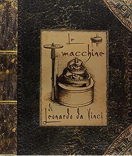 Amazon It Le Invenzioni Di Leonardo Da Vinci Libro Pop Up Ediz