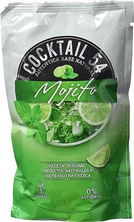 Cocktail 54 Mojito Clásico - 16 Unidades: Amazon.es ...