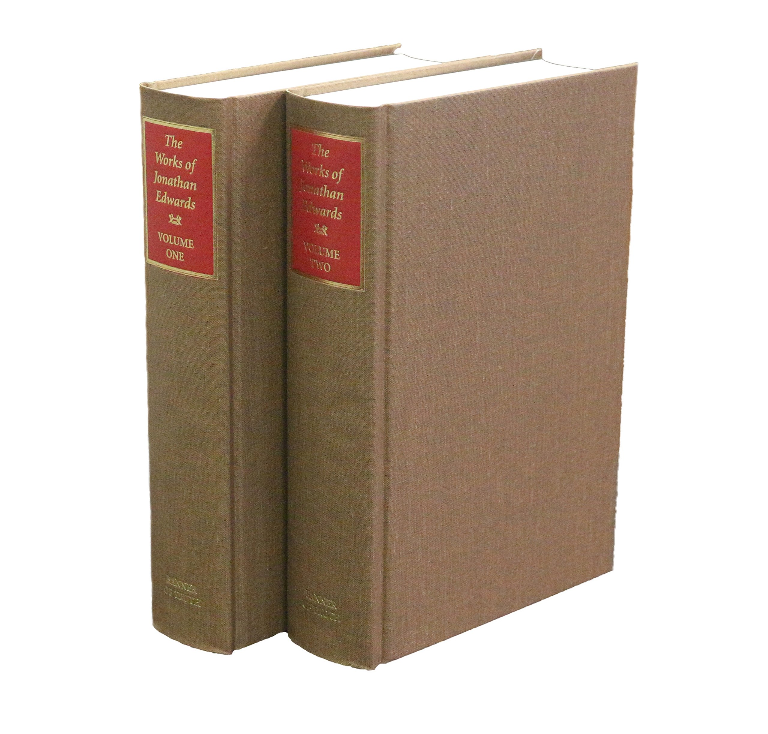 Works of Jonathan Edwards. 2 Volume Set (v. 1 & 2)
