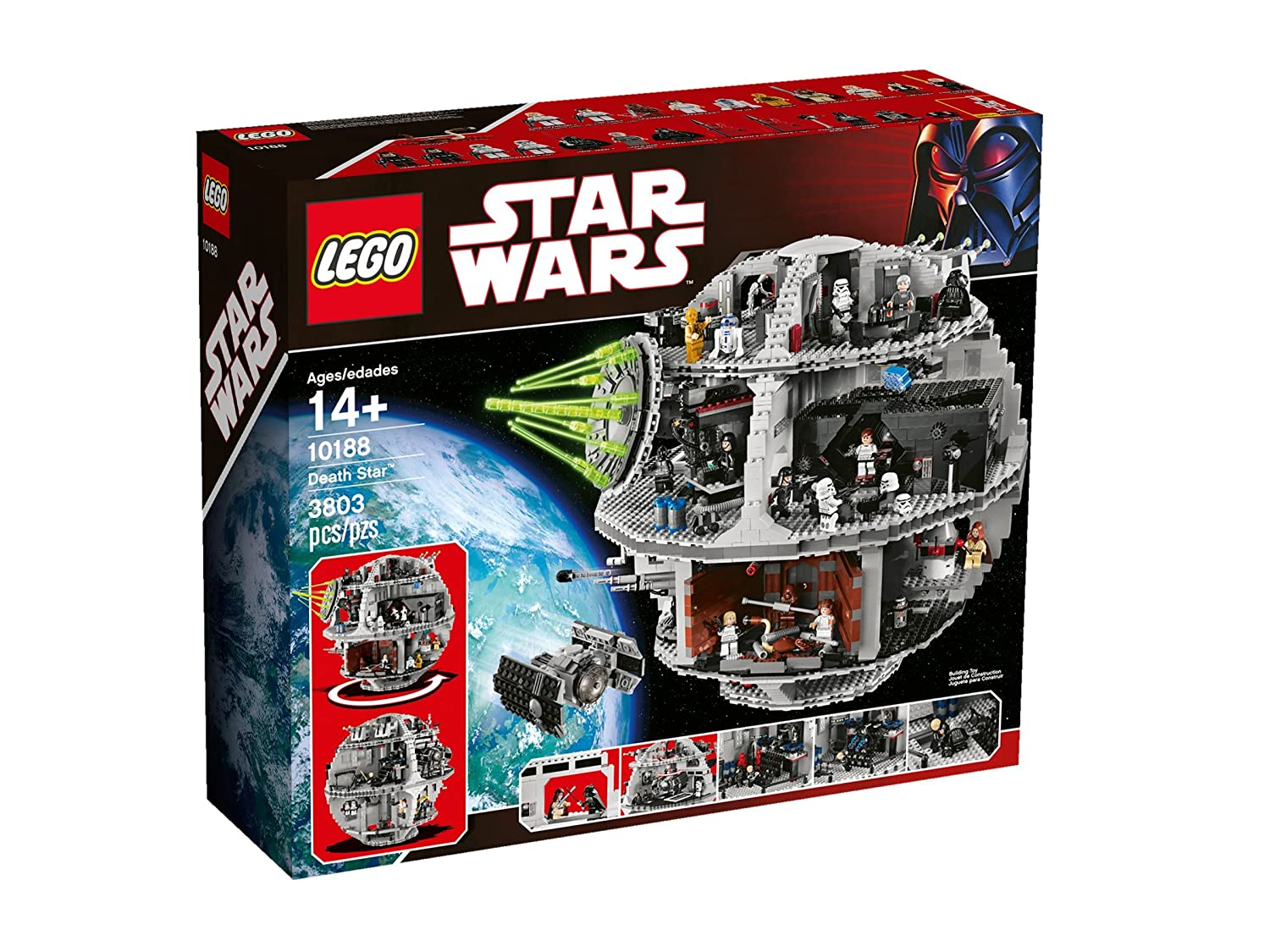 Top 5 Best LEGO Death Star Sets Reviews in 2019 1