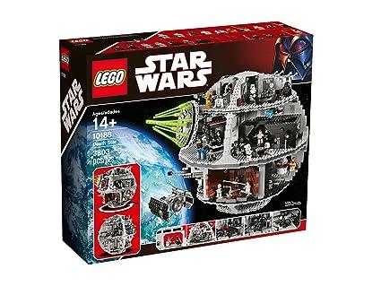 Amazon.com: LEGO Star Wars Death Star (10188) (Discontinued by ...