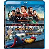 Spider-Man: Far from Home / Spider-Man: Homecoming - Set [Blu-ray] (Bilingual)
