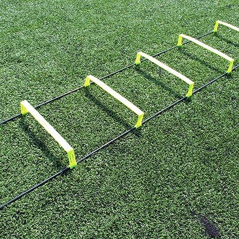 Fitness Health FH Escalera de velocidad elevada para entrenamiento ...