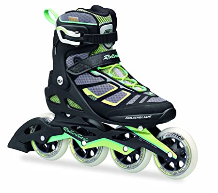 Rollerblade 16 17 Macroblade 100 High Performance Fitness Workout Skate