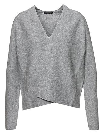 7aae1bbc7a18 Drykorn Cardigan Kisa für Damen in Grau, S: Amazon.de: Bekleidung