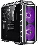 Cooler Master MasterCase H500P Mesh Midi-Tower Metálico Carcasa de Ordenador - Caja de Ordenador (Midi-Tower, PC, De plástico, Acero, Vidrio Templado, ATX,EATX,Micro-ATX,Mini-ITX, Metálico, Juego)