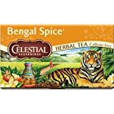 Celestial Seasonings Bengal Spice Herbal Tea, 20 Count (Pack of 6)