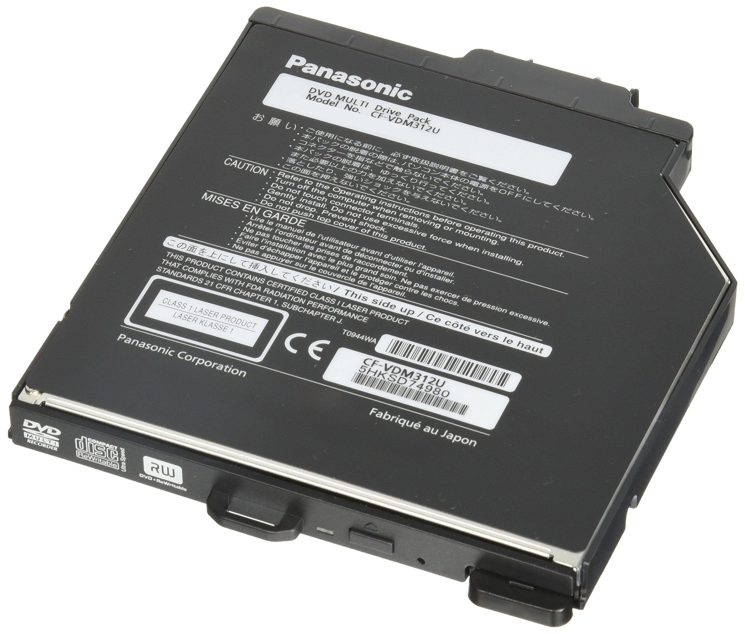 Panasonic DVD RW/DVD-RAM Internal Optical Drive CF-VDM312U