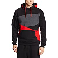 Urban Classics Herren Pullover Bekleidung Zig Zag Hoody
