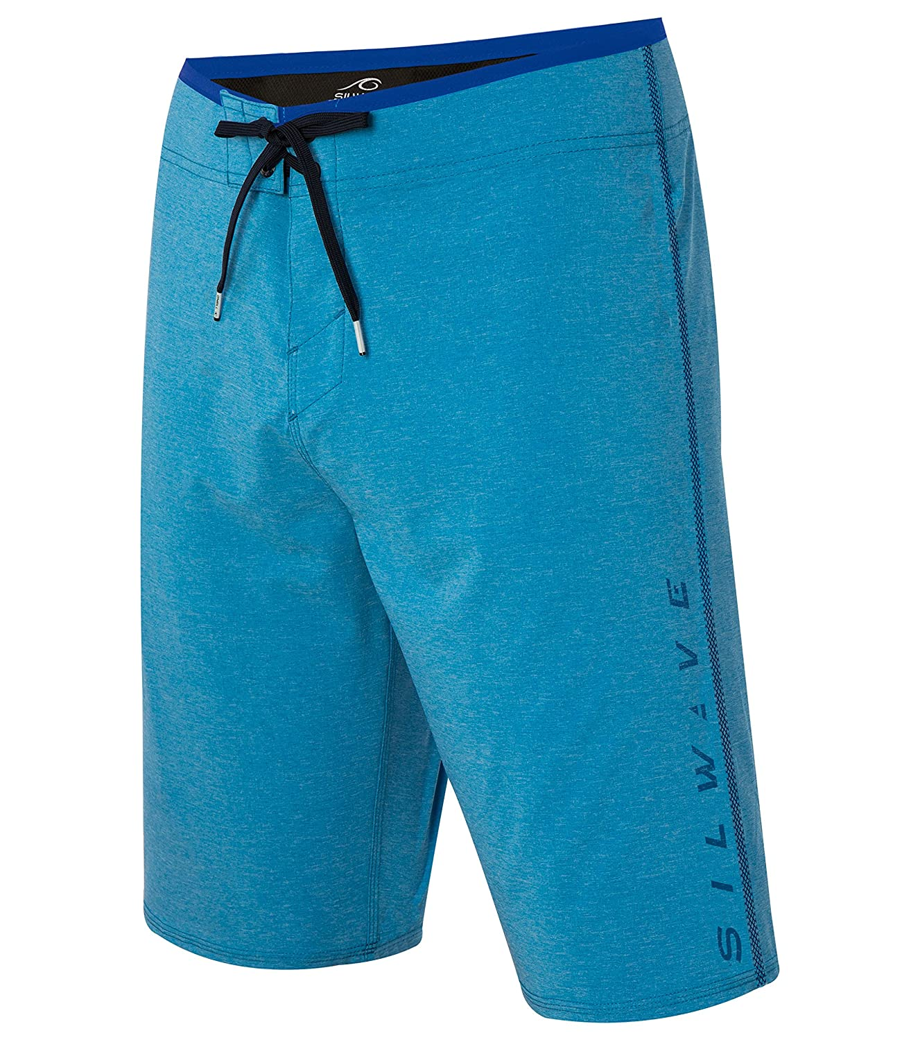 Silwave Men's DuraFit Stretch Solid Boardshort