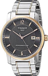 Tissot Mens T0874075506700 T-Classic Analog Display Swiss Automatic Silver Watch