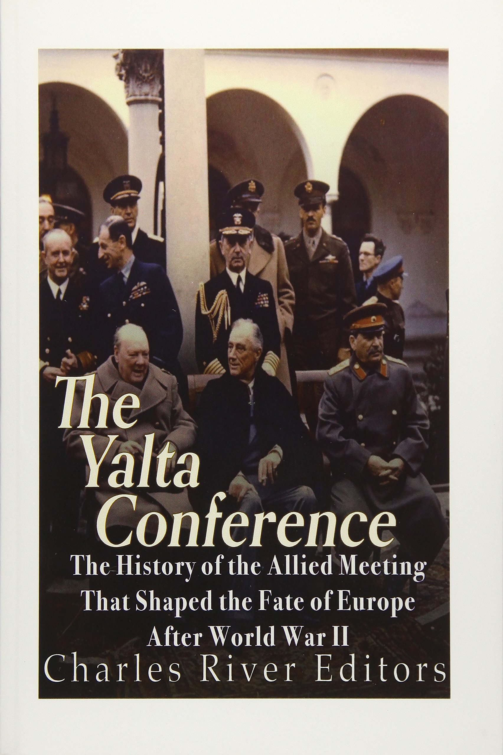 Yalta Conference: a meeting of future winners 73