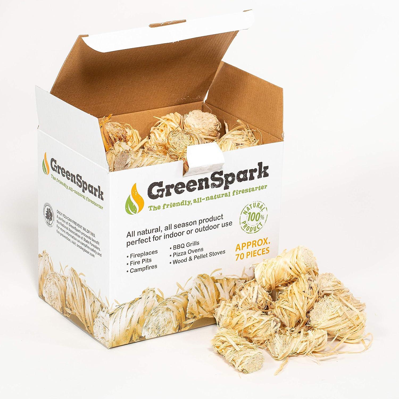 Amazon.com: GreenSpark - Arrancador de fuego para parrillas ...