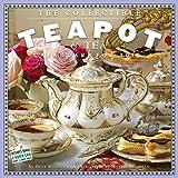 The Collectible Teapot & Tea Wall Calendar 2016