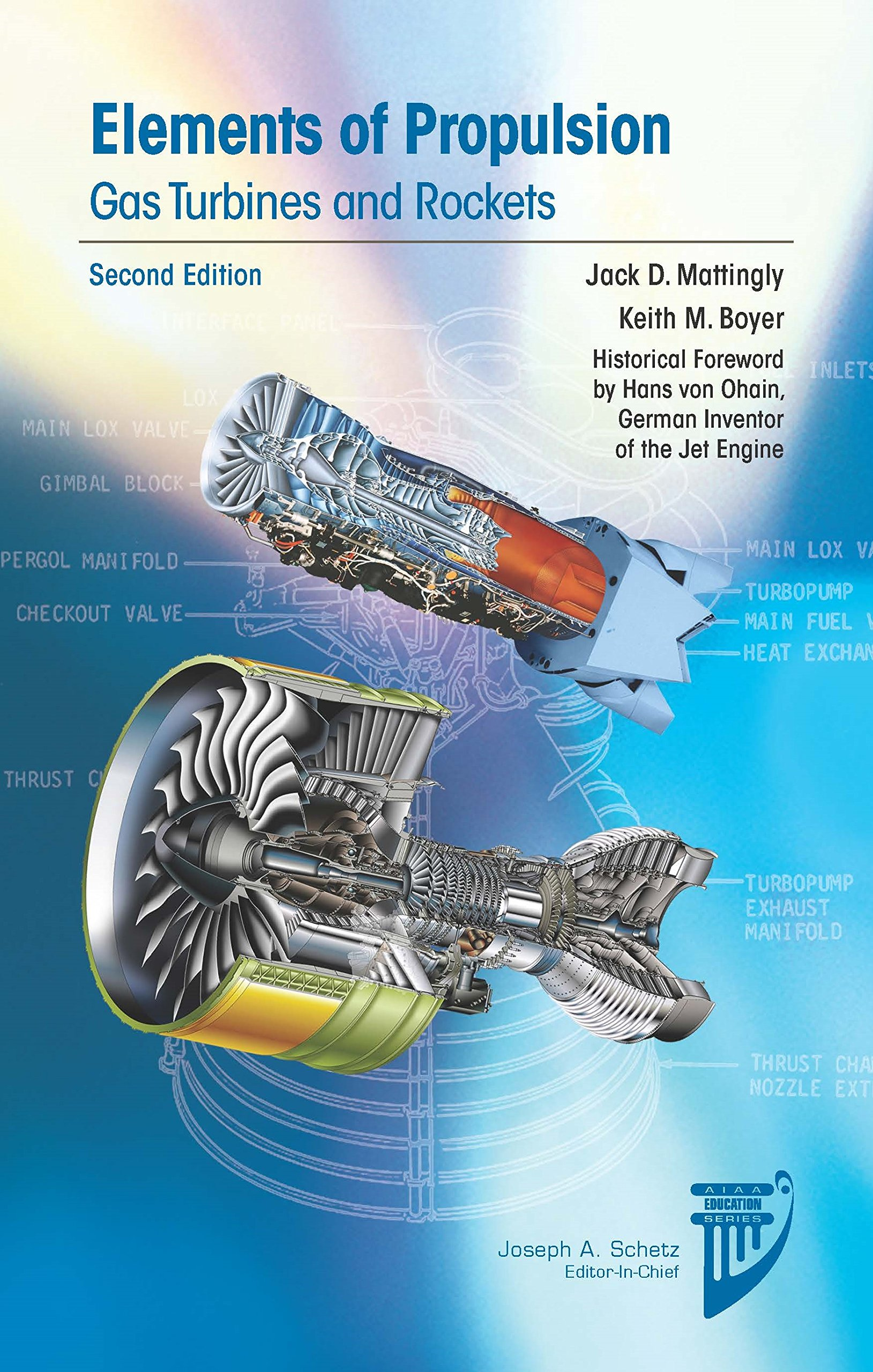 Buy Elements of Propulsion Gas Turbines and Rockets AIAA