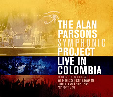 Live In Colombia [Blu-ray]: Amazon.es: The Alan Parsons Symphonic Project: Cine y Series TV