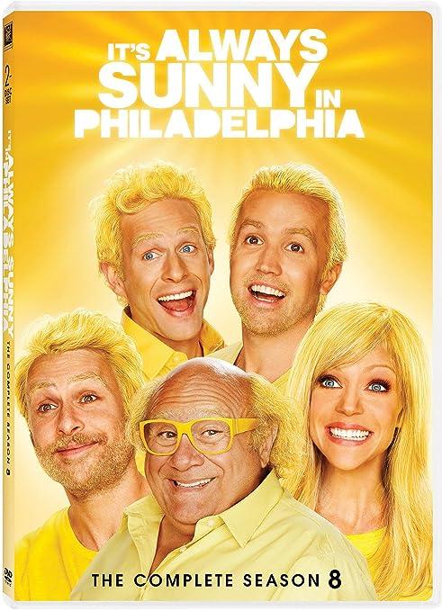 It's Always Sunny In Philadelphia: The Complete Season 8 by Amazon