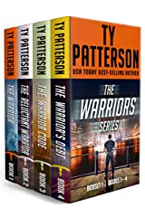 The Warriors Series Boxset I Books 1-4: A Bundle of Covert-Ops Suspense Action Novels Kindle Edition