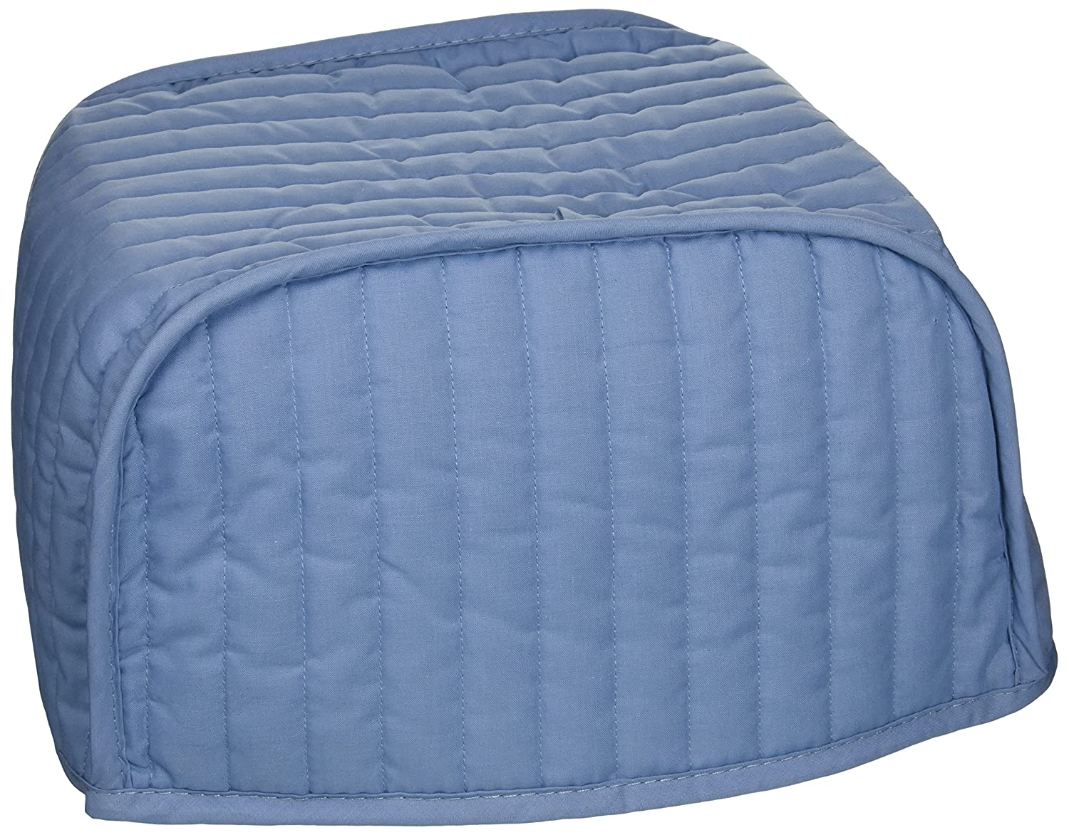 Quilted Kitchen Appliance Covers Amazoncom Ritz Quilted Two Slice Toaster Appliance Cover Light