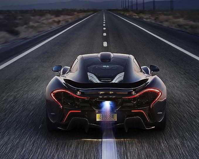Amazon.com: McLaren Póster de coche Decoración de pared alta ...
