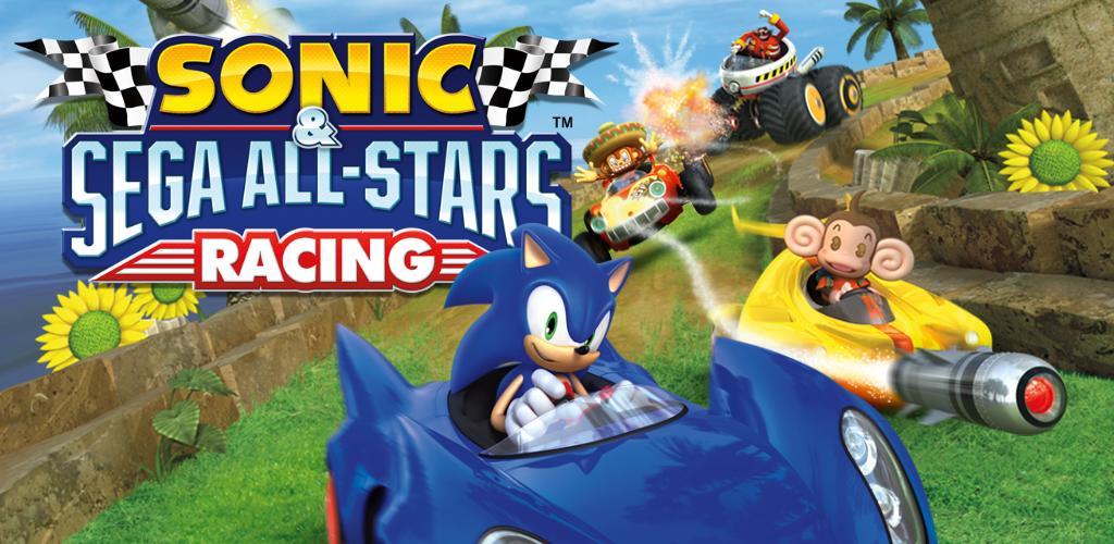 скачать игру Sonic And Sega All Stars Racing через торрент img-1