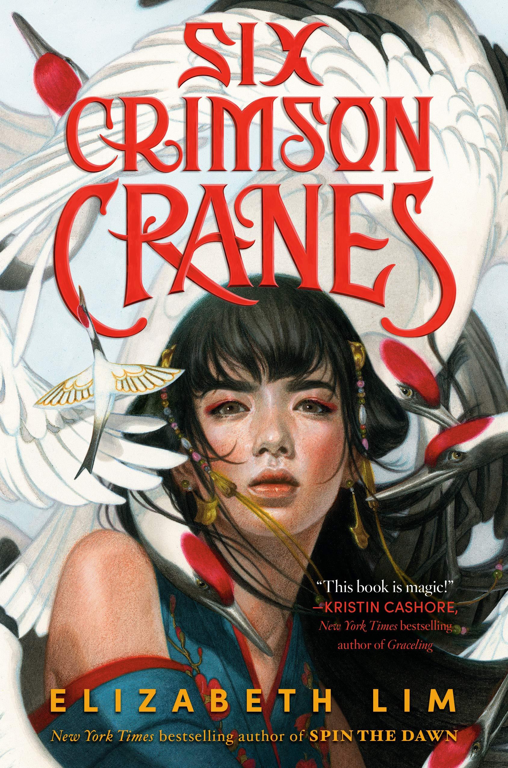 Amazon.com: Six Crimson Cranes: 9780593300916: Lim, Elizabeth: Books