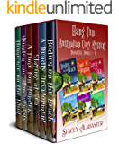 Hang Ten Australian Cozy Mystery Boxed Set: Books 1 - 6