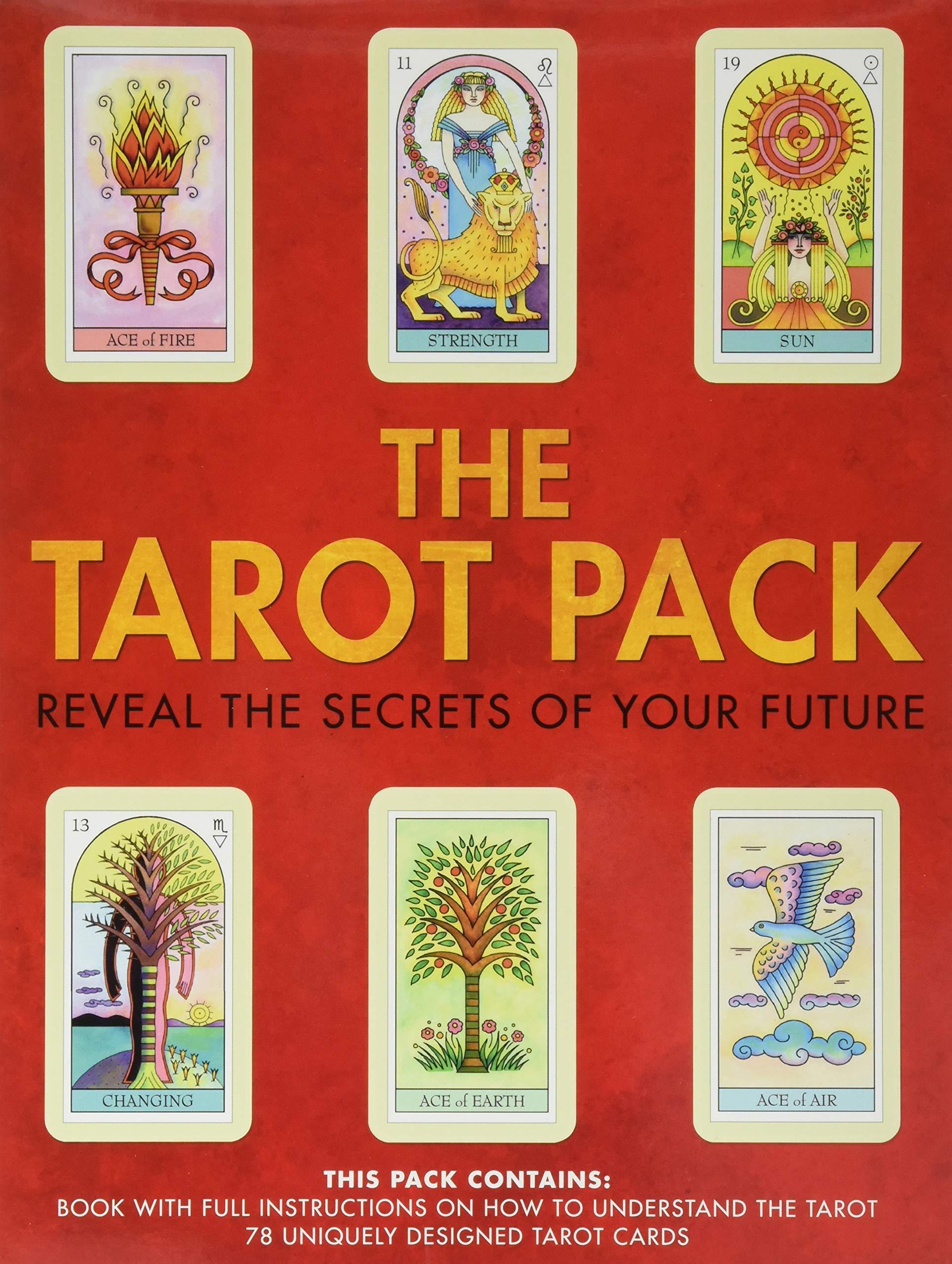 The Tarot Pack: Amazon.es: Caroline Smith: Libros en idiomas extranjeros
