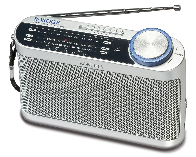 Silver Small Radio Toy Stock Photo - Image: 13622140