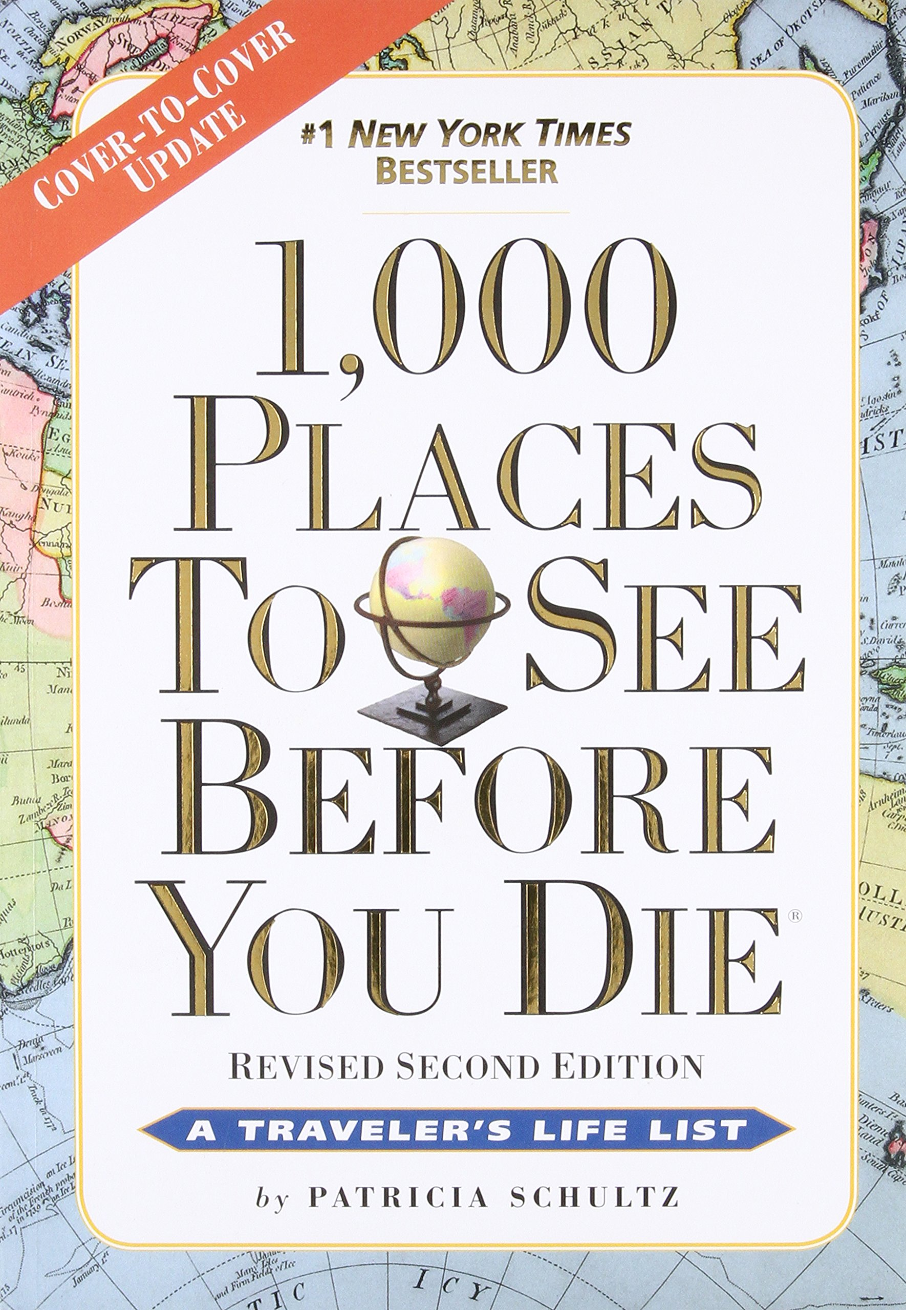 1, 000 Places to See Before You Die: Revised Second Edition: Patricia  Schultz: 8601404426711: Amazon.com: Books