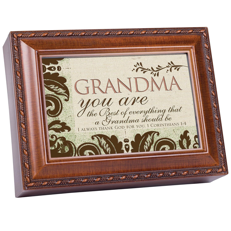 殿堂 Cottage GardenおばあちゃんWoodgrain音楽ボックス/ジュエリーボックスPlays How How Great Great Cottage Thou Art B00BRX43K2, アイエールショップ:fd2f85c9 --- arcego.dominiotemporario.com