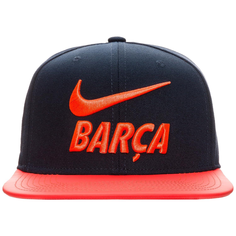 d961b352c4205 Amazon.com   NIKE 2018 FC Barcelona Pro Pride Snapback (Black) (OSFM)    Sports   Outdoors