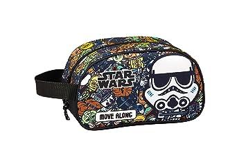 Star Wars Galaxy Oficial Mochila Escolar Infantil Mediano con Asa 260x120x150mm: Amazon.es: Equipaje