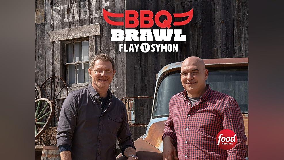 BBQ Brawl: Flay V. Symon, Season 1