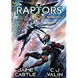Sidekick: A Superhero Adventure Book Series (Raptors 1)