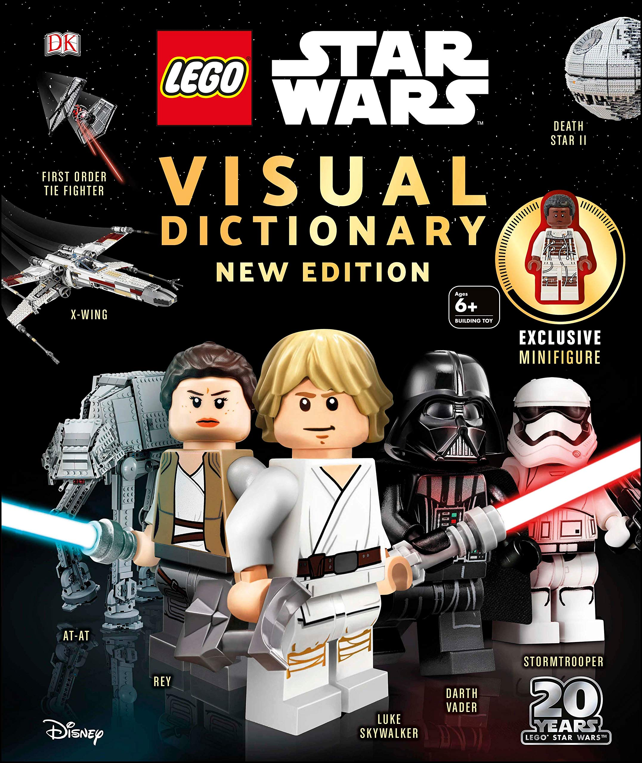 LEGO Star Wars Visual Dictiona...