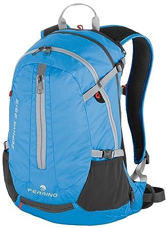 Ferrino - Mochila Zephyr 25Litros +3, Color Azul: Amazon.es: Deportes y aire libre