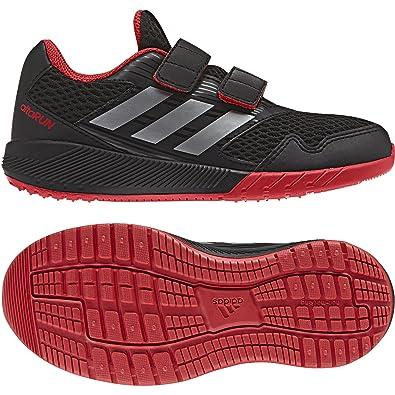 Details zu adidas Kinder Turnschuhe, Laufschuhe, Rot, Gr. 28, super Zustand