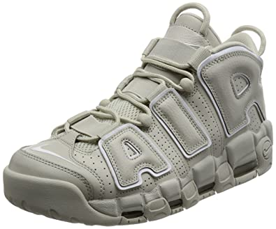info for 193a3 454cb Nike Men s Air More Uptempo  96 Light Bone White (8.