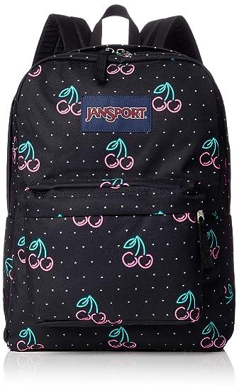b58eef68f8e7 JanSport Superbreak Backpack - Neon Cherries - Classic