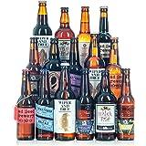 Beer Hawk British Real Ale Mixed Case (15 Beers)