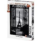 Nathan - 87570 - Puzzle - Tour Eiffel - 1000 Pièces