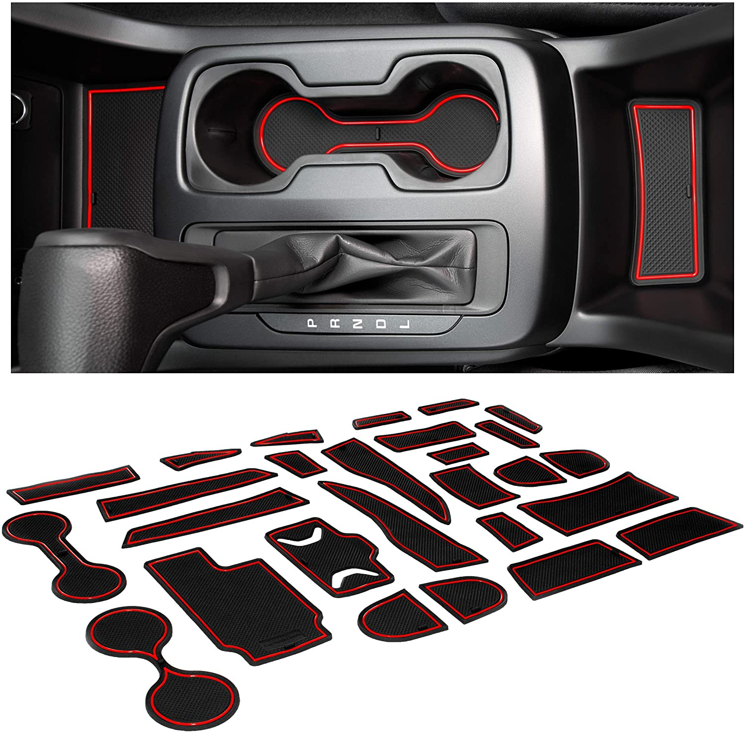 Practical Console Cup Holder for GMC Canyon 2004-2012 Bench Seat ...