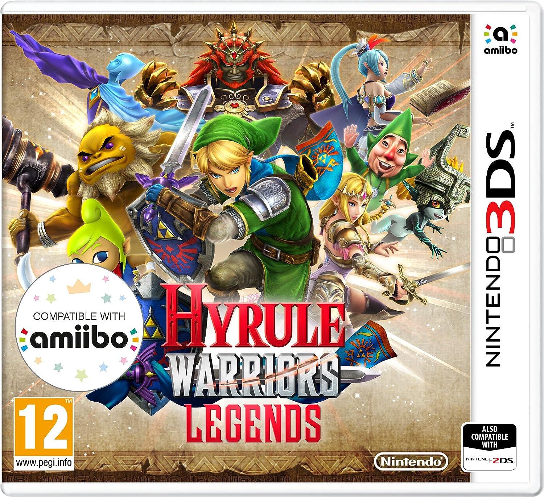 Amazon Com Hyrule Warriors Nintendo 3ds Video Games