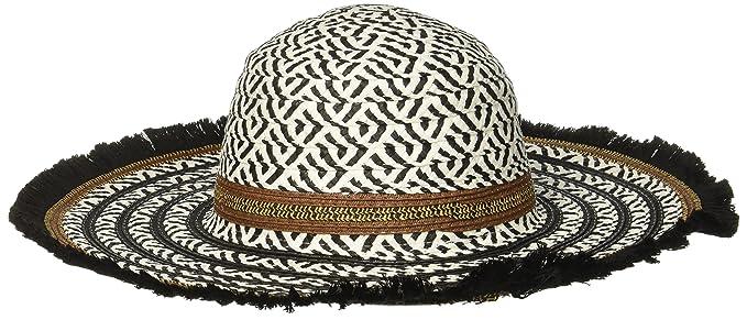 41f453c9a27d2 Steve Madden Women s Tribal Floppy Hat