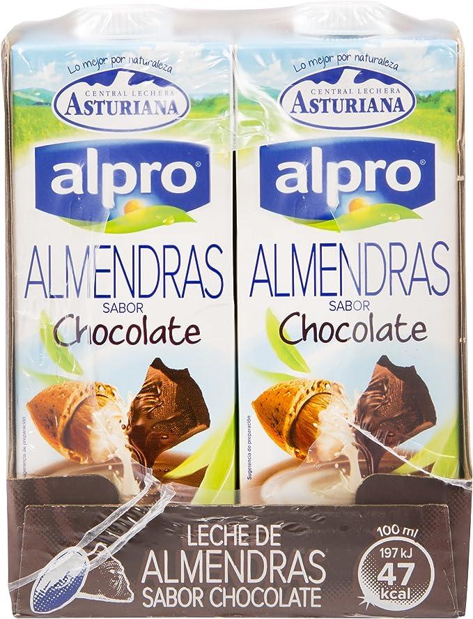 Alpro Central Lechera Asturiana Bebida de Almendra Chocolate ...