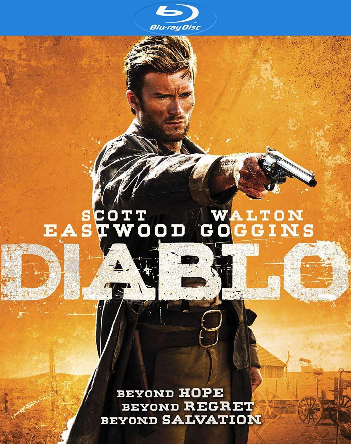 Amazon Diablo [Blu ray] Scott Eastwood Danny Glover Walter