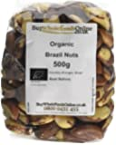 Buy Whole Foods Organic Brazil Nuts 500 g