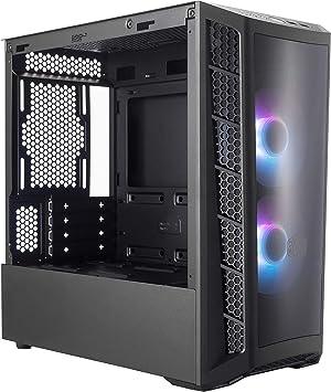 Cooler Master MasterBox B320LARGB Tempered Glass/Mesh Caja de Almacenamiento: Amazon.es: Electrónica